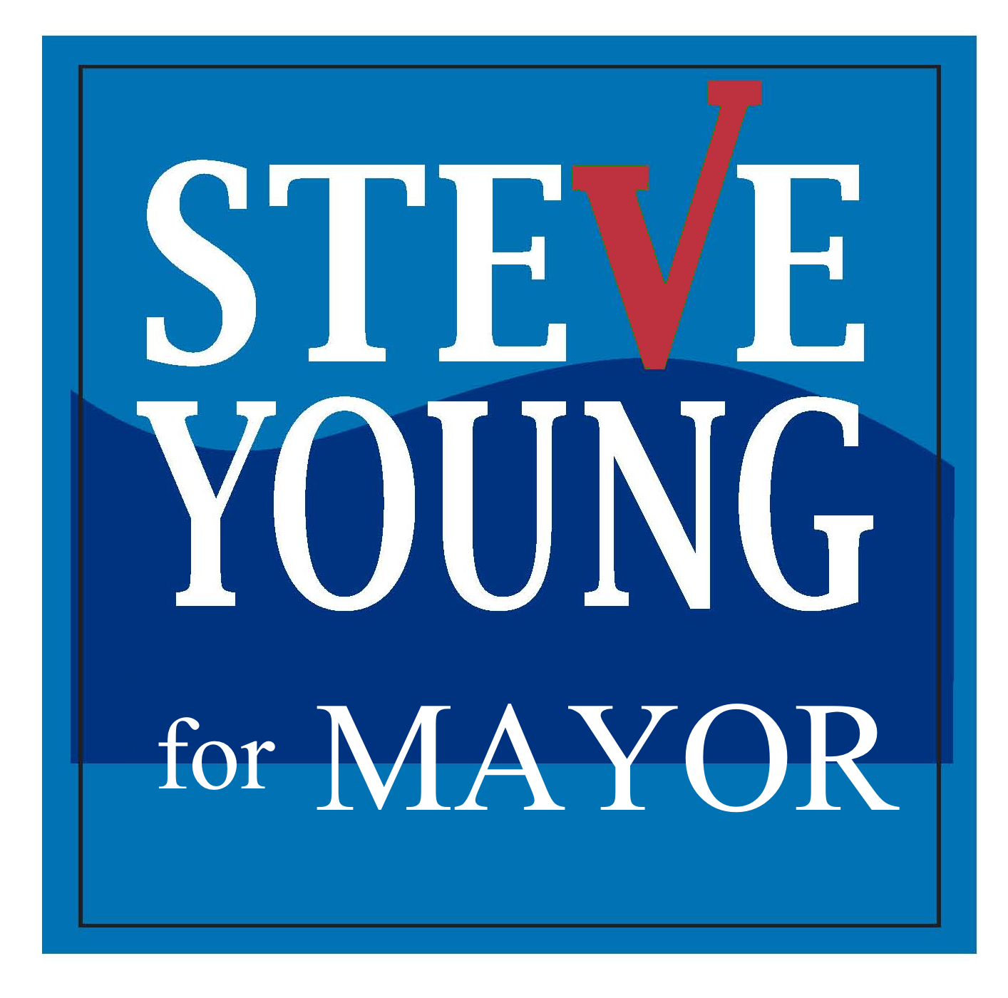 Steve Young for Mayor